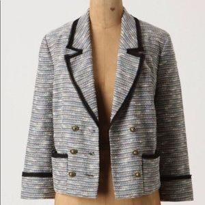 Anthropologie Coquille Today's Special Jacket